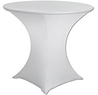 cruiser table linens white