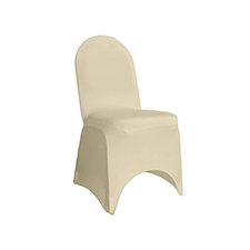 Ivory Chair Cover Linens