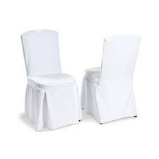 White Chair Cover Linens