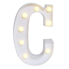 C Led Light