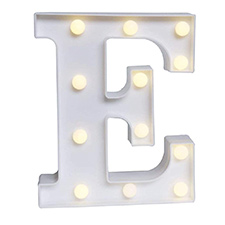 E Led Light