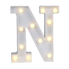 'N' Led Light