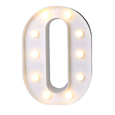 'O' Led Light