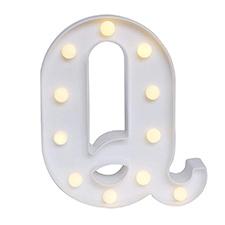 'Q' Led Light
