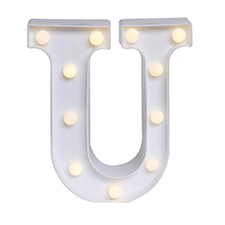 'U' Led Light