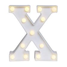 'X' Led Light