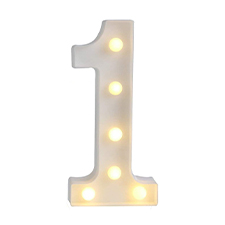 '1' Led Light