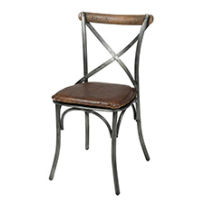 Crossback Harvest Chairs