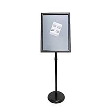 A2 Sign Display Black