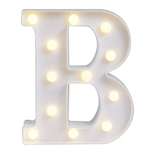 B Led Light