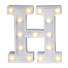 'H' Led Light