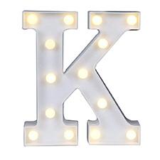 'K' Led Light