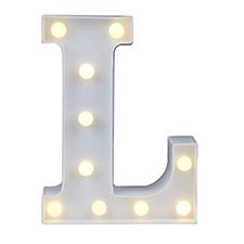 'L' Led Light