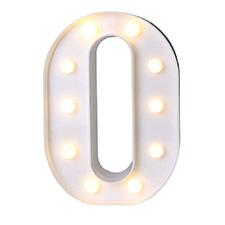 'O' Led Light
