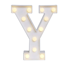 'Y' Led Light