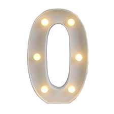 0 Led Light